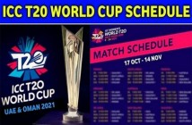 T 20 World Cup